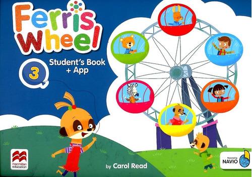 Ferris Wheel 3 - Student's Book