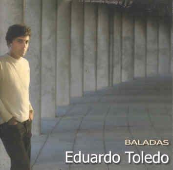 Cd Eduardo Toledo - Baladas Original