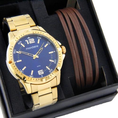 Relógio Mondaine Masculino 99368gpmvde2