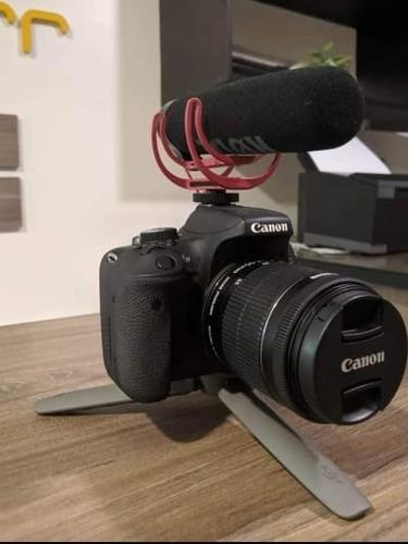 Câmera Canon T6i Acessórios