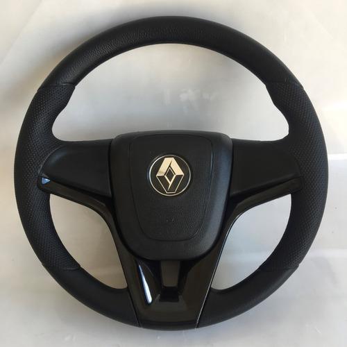 Volante Renault Sandero 2007 08 09 2010 11 12 13 2014 + Cubo