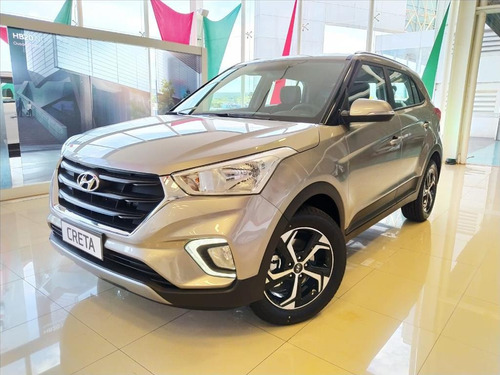 Creta 1.6 16v Flex Smart Plus Automático