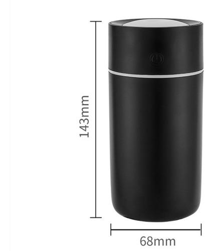 Humidificador Difusor Portatil Ultrasonico 320ml - Ecart