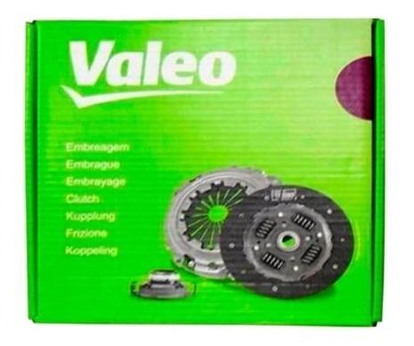 Kit Embreagem H100 /  L200 2.5 Ate 2011 Valeo