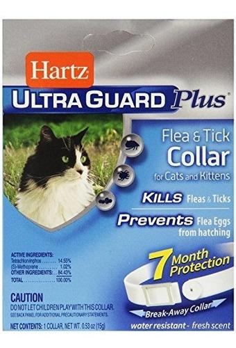 Collar Ultraguard Plus Pulgas Y Garrapatas Gatito Y Cat Coll