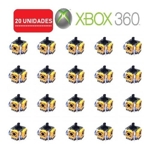 20 Analogos  Josticks Control Xbox 360