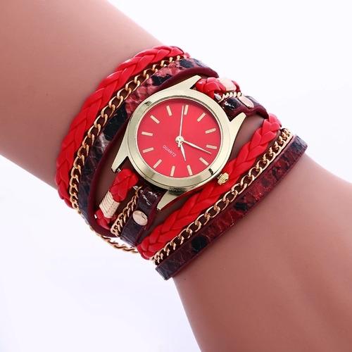 Reloj Dama 3 Colores