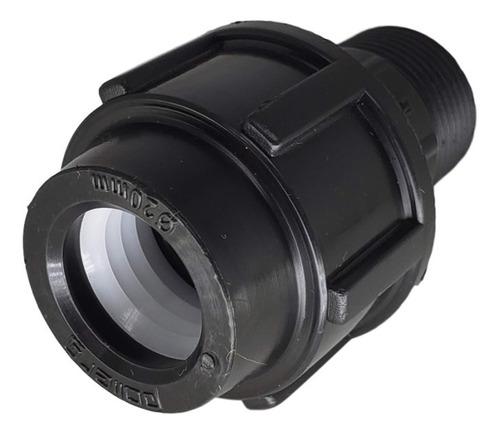Adaptador De Compressão Pp P/ Pead Rm 20mm X 3/4 Polegada
