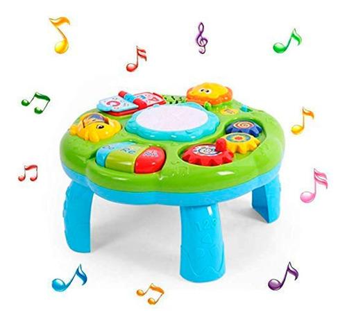 Mesa Musical De Aprendizaje 2 En 1 Aprende Y Juega Oferta