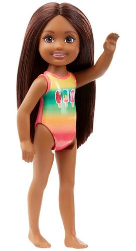 Barbie - Chelsea Amiga De Playa Gln73-ghv56