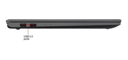 Laptop Asus Vivobook Gris Ultraligera 15.6 8gb 1tb + 256 Ssd - Ecart
