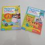 2 Livros Raciocinio E Logica P/crianças Jogos E Diversão