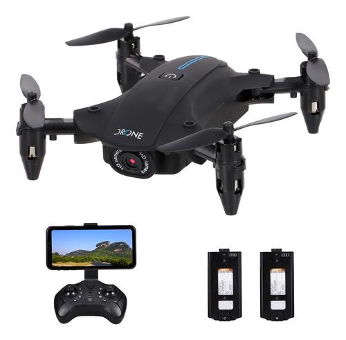Mini Drone De Brinquedo Baixo Alcance H2 Rc Com Câmera Wifi