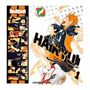 Livro Haikyu Volume 01