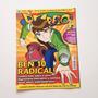 Revista Recreio Ben 10 Radical N°552