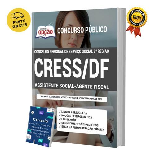 Apostila Cress Df Assistente Social Agente Fiscal