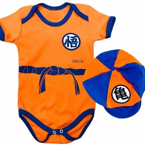 Kit Body Para Bebê Temático + Boina - Mesversário Personagem