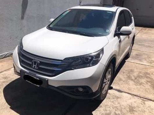 Honda Cr-v 2.4 Ex L 4wd 185cv At 2013