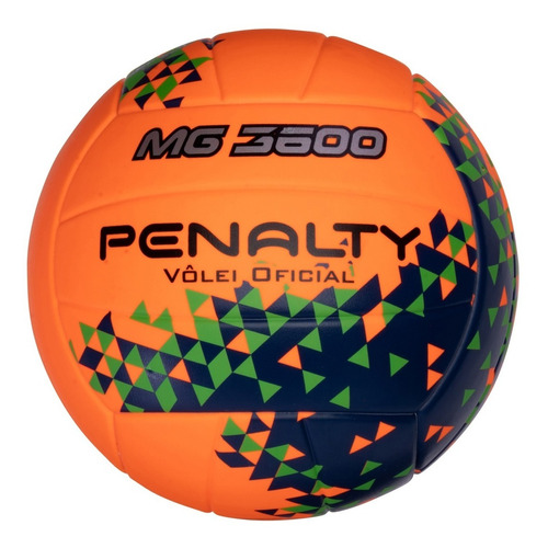 Bola Volei Penalty Mg 3600 Fusion Viii -  203143760-u