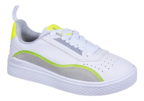 Tenis Unlok Feminino Branco Street Mizu
