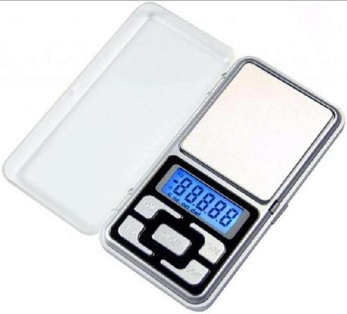 Mini Balanza Portable De Precision Digital 0.1 A 500 Gramos