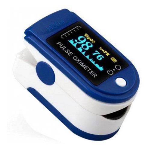 Aparelho Portátil De Dedo Saturação Digital Pulse Oximeter