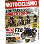 Motociclismo 148 Cb 4000 R Z1000 B king Fz1