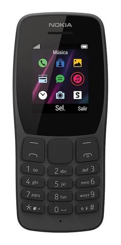 Celular Nokia 110 - 4mb Negro