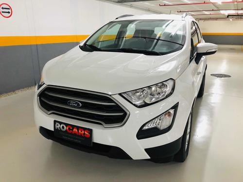 Ford Ecosport 2020 1.5 Se Flex Aut. (direct) 5p