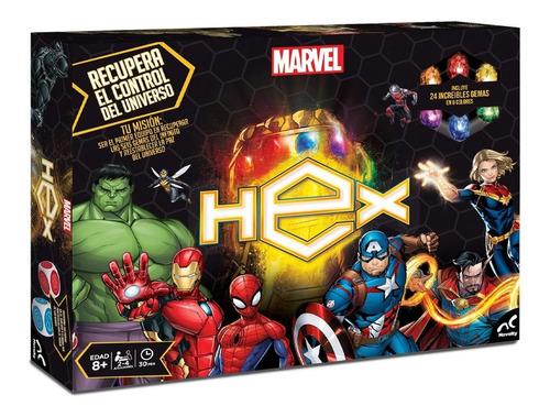 Hex - Juego De Mesa - Marvel