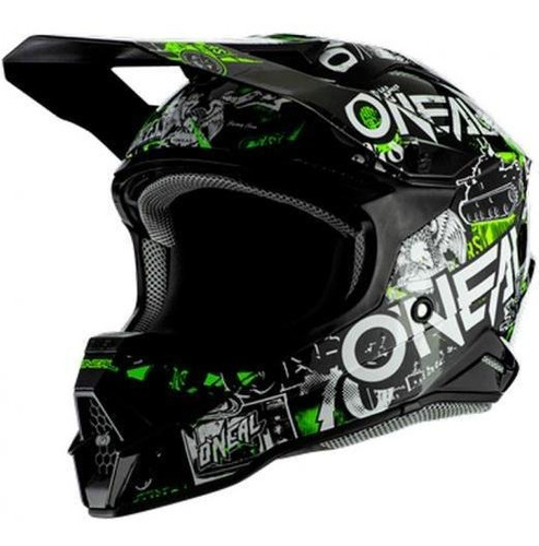 Capacete Oneal 3 Series Attack 2.0