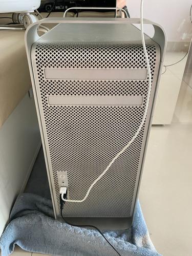Mac Pro 2008 2x 2.8ghz 4gb Hd 320gb