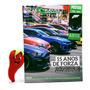Revista Dicas & Truques Xbox Superpôster 15 Anos De Forza