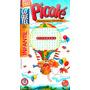 Revista Picolé Infantil Kit Com 10 Revistas