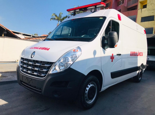 Renault Master Ambulancia Uti L2h2