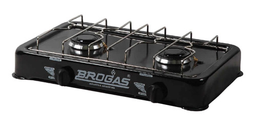 Anafe A Gas Brogas 8202 Negro