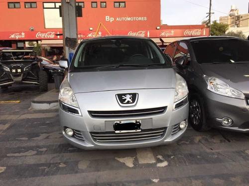 Peugeot 5008 1.6 Allure 156cv 2012
