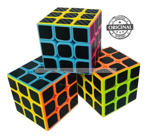 Cubo Magico 3x3x3 Profissional Speed Cube