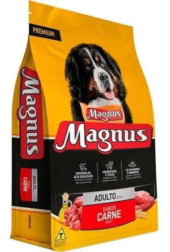 Ração Cachorro Adulto Magnus 10kg Barata Frete Grátis
