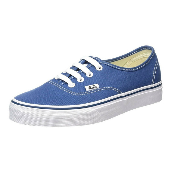 Zapatillas Vans Authentic Navy Azul Unisex Original