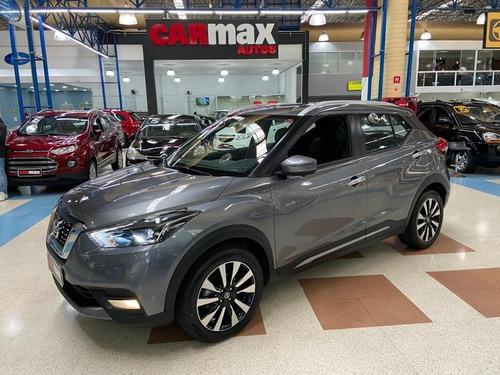 Nissan Kicks Sl 1.6 2020 Cinza 5p