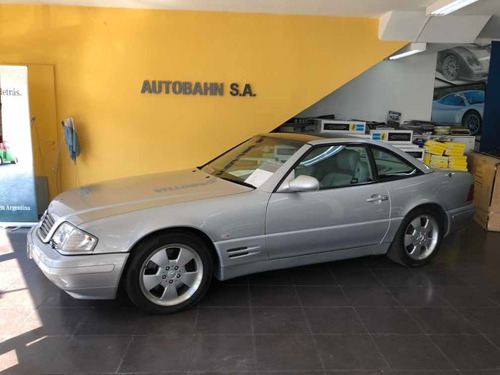 Mercedes-benz Clase Sl 2001 5.0 Sl500 Roadster