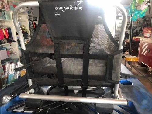 Cadeira Caiaque Caiaker Robalo Marlim Mero Foca
