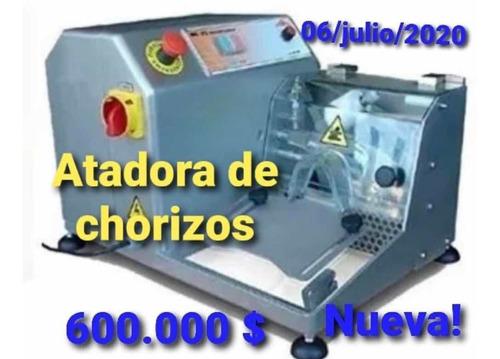 Máquina De Atar Chorizos