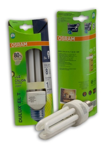 Dulux El T 23w / 830 Saving Spotlight Osram Warm Light
