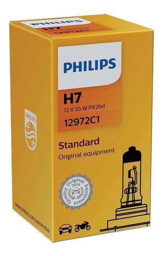 Lampada Farol H7 Philips
