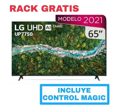 Tv LG 65 Uhd 4k Smart Thinq Ai Nuevo Modelo