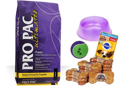 Pro Pac Puppy 12 Kg + ¡regalos!