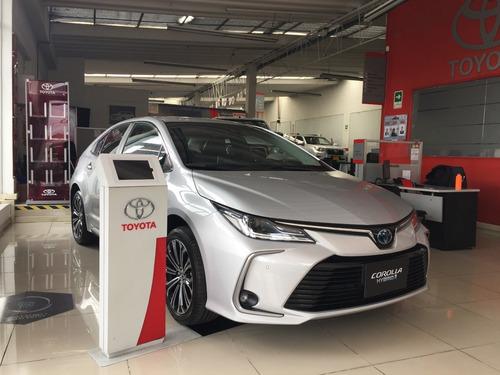 Nuevo Corolla Hibrido  Eléctrico Y Gasolina Sin Pico/p 2022.