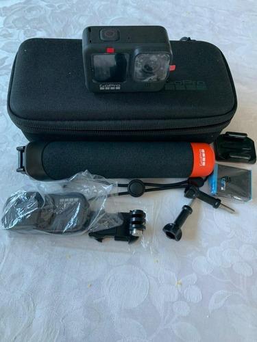 Camera Gopro Hero 9 Black À Prova D'água Lcd Frontal Kits